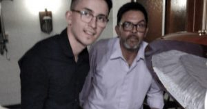 Hombre que se fotografió con cadáver de Maradona: Jamás pensé que iban a subir la imagen