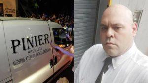 Sujeto que se fotografió con cadáver de Maradona se entregó a la policía