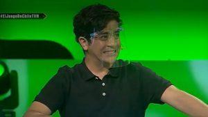 """Caligrafía de Fernando Godoy sacó risas en el estreno de """"El juego de Chile"""""""