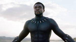 Disney+ cambió el logo de Marvel en Black Panther por el cumpleaños de Chadwick Boseman