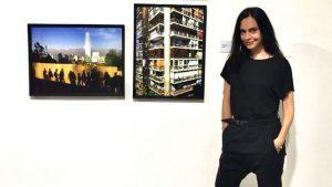 """Claudia Burr participa en muestra de fotografía arquitectónica: """"Me encanta encontrar cosas simples que me inspiren"""""""