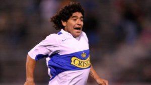 Carlos Soto contó todos los detalles de la vez que Diego Maradona jugó por Universidad Católica