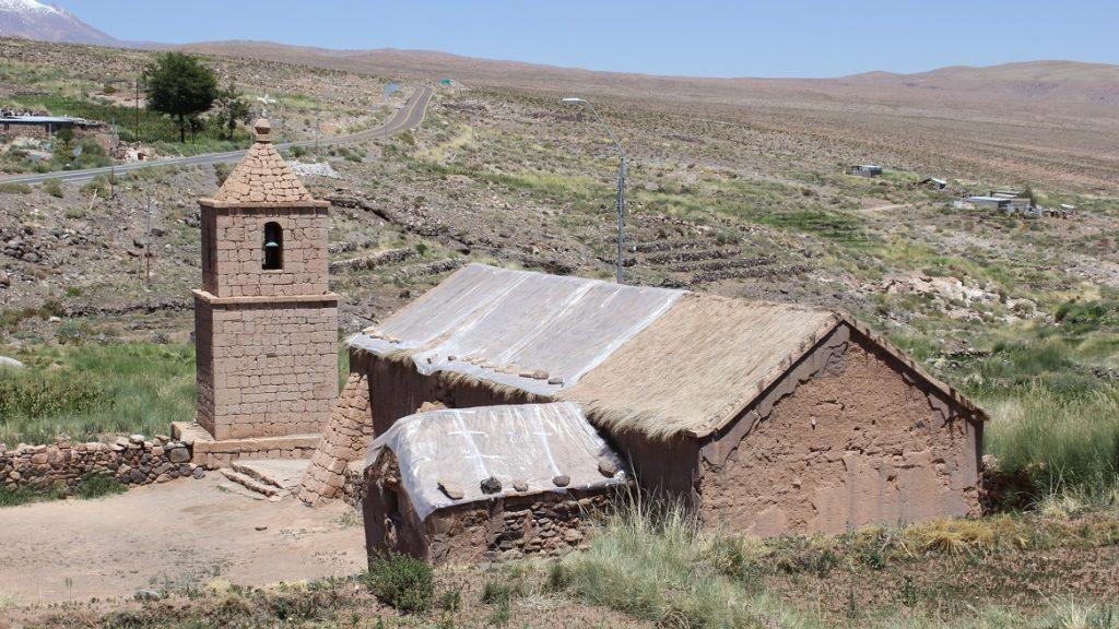 Se registró temblor en la Región de Antofagasta: Epicentro se ubicó al sureste de San Pedro de Atacama