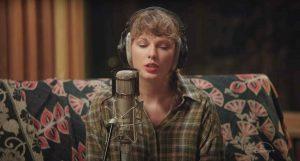 Sorprendió a sus fans: Taylor Swift estrenó íntimo concierto en Disney+