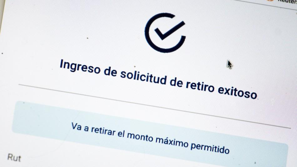 Desde el jueves 10 de diciembre: Gobierno informó la fecha final para el inicio de solicitudes del segundo retiro del 10%
