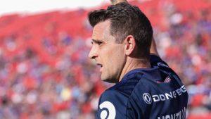 """Walter Montillo le informó al plantel de la """"U"""" que se retirará del fútbol en enero de 2021"""