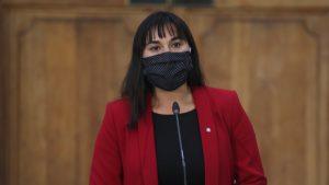Dra. Izkia Siches emplazó al Presidente Piñera por vacunación al personal de salud