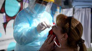 Minsal informó 3.371 casos nuevos, llegando a 709.888 contagiados totales con Covid-19 en Chile