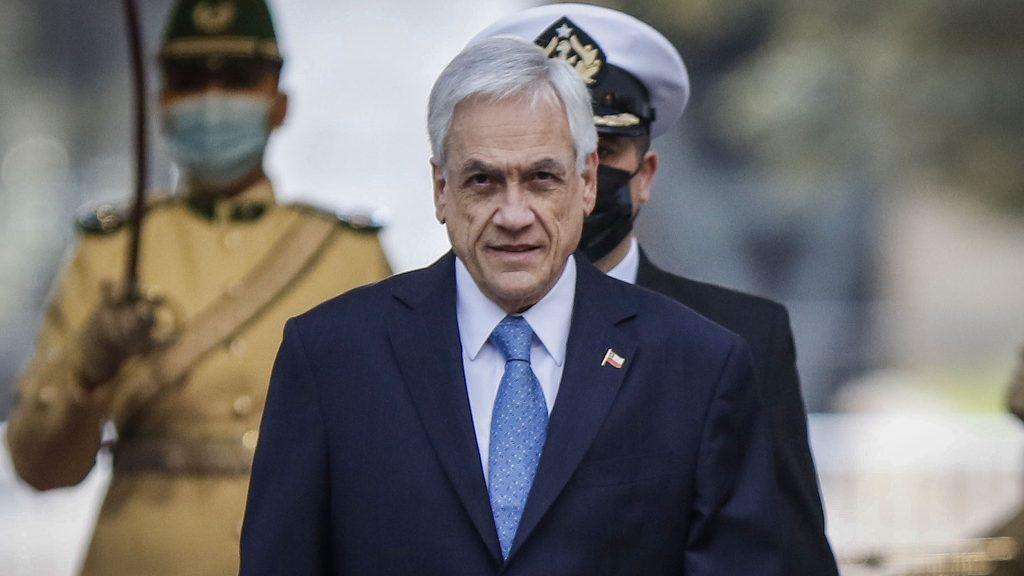 Presidente Piñera anunció la extensión del Estado de Catástrofe hasta marzo por la pandemia del Covid-19 en Chile