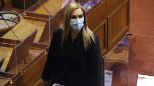 """""""Yo no avalo injusticias"""": Diputada Pamela Jiles justificó abstención ante moción de censura contra mesa directiva de la Cámara"""