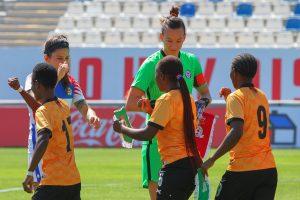 Amistoso femenino entre Chile y Zambia fue suspendido tras confirmar cuatro casos positivos de Covid entre las africanas