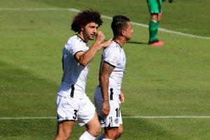 Maxi Falcón se llevó todos los aplausos de las redes sociales albas tras la ventaja parcial de Colo Colo