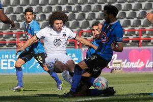 Colo Colo sigue en el fondo: Empató con Huachipato en Talcahuano por el Torneo Nacional