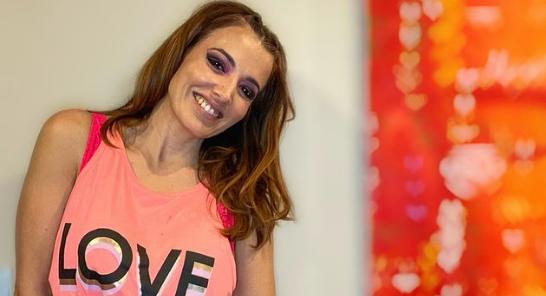 """""""Vivimos hot"""": Yamila Reyna y Diego Sánchez dieron fogosos detalles de su pololeo"""