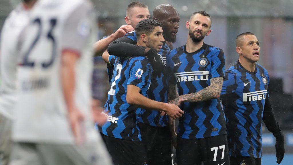 """Alexis Sánchez y Arturo Vidal se quedaron con el """"duelo de chilenos"""" luego de que el Inter derrotara al Bologna de Gary Medel"""