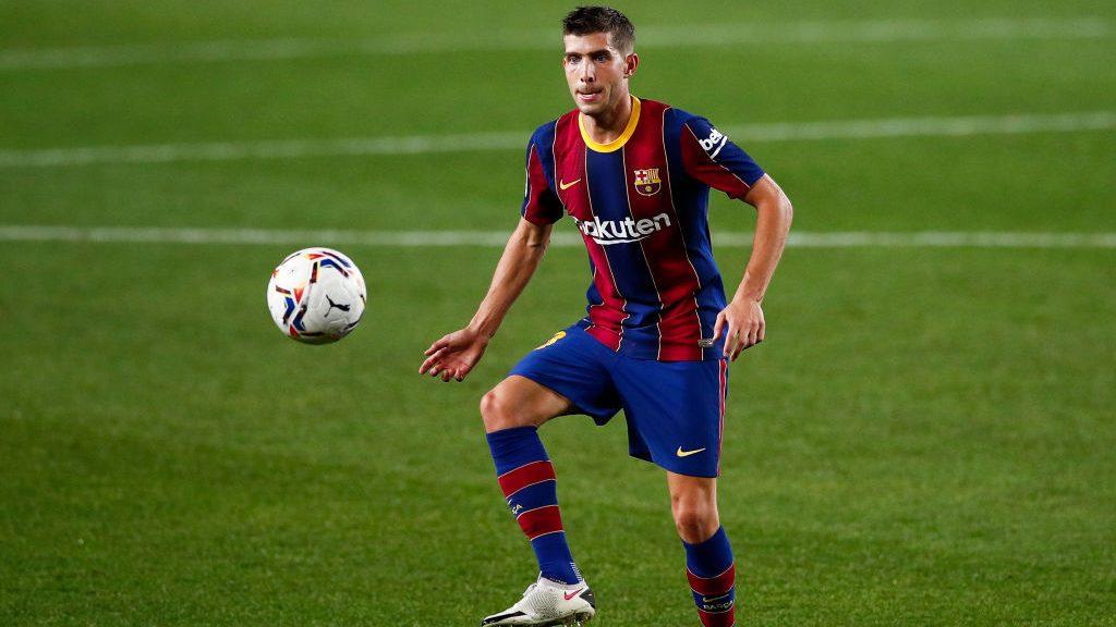 Barcelona informó que Sergi Roberto arrojó positivo por Covid-19