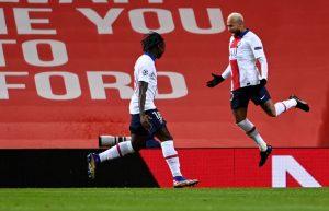 PSG derrotó al Manchester United y dejó el Grupo H de la Champions al rojo vivo