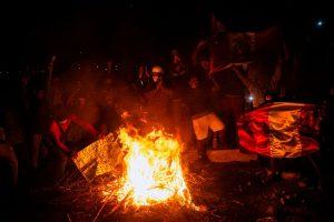 Comisión Interamericana llamó a garantizar el derecho a la protesta en la pandemia