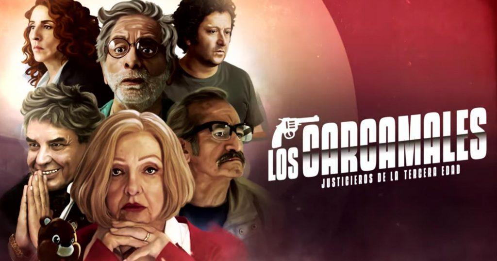 """Los Carcamales, la serie que reivindica a las personas mayores: """"El humor siempre ha servido como instrumento de critica"""""""