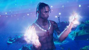 Travis Scott reveló cuánto dinero ganó con su concierto especial en Fortnite