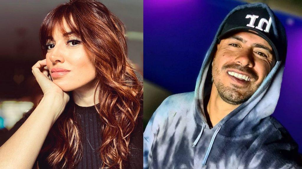 """""""No te imaginas cuánto te quiero"""": Yamila Reyna y """"Mono"""" Sánchez compartieron sus primeras fotos juntos como pareja"""