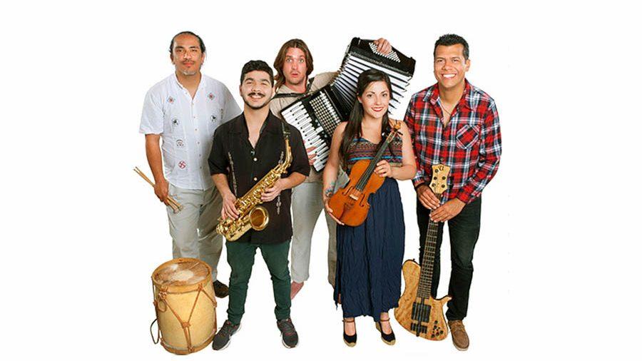 Raíz y fusión con Los Del Maipo en Nuestro Canto