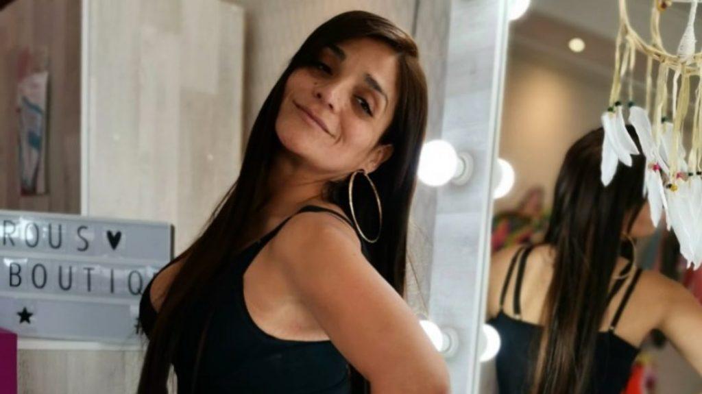 Rubia otra vez: Katherine Orellana sorprendió con nuevo look