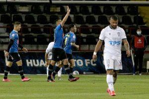 Huachipato goleó a Wanderers en el CAP y se metió en puestos de Copa Sudamericana