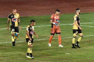 Coquimbo Unido le descontó un punto a Colo Colo en la lucha por el descenso tras igualar ante Curicó Unido