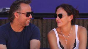 """""""Y un día se largó mi bebé"""": Fernando González y Luciana Aymar compartieron la primera caminata de su hijo"""
