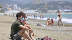 Carabineros informó que hasta la fecha se han solicitado 1.028.181 permisos para salir de vacaciones en medio de la pandemia