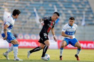 Así quedó la tabla de posiciones tras la derrota de Católica ante Palestino en San Carlos de Apoquindo