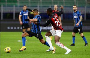 El Inter de Milán dio vuelta el partido de forma heroica ante el Milan y se metió en las semifinales de la Copa Italia