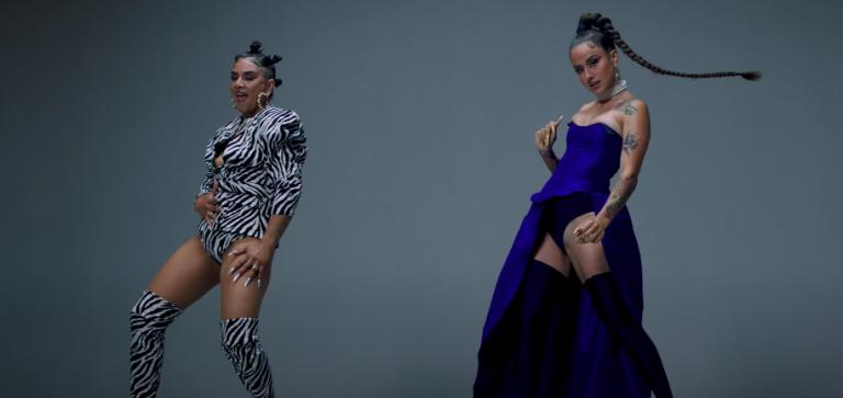 """¡Por fin! Denise Rosenthal y Flor de Rap lanzaron su canción """"Báilalo Mujer"""""""