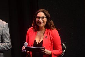 """Alejandra Valle anunció su candidatura a concejal por Ñuñoa: """"Es un cargo compatible con mi rol de periodista"""""""