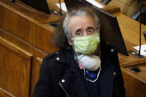 Comisión de Ética determinó doble máxima sanción al diputado Florcita Alarcón por difusión de fotografías íntimas