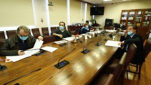 Sala del Senado aprueba de manera unánime extensión de los beneficios y prestaciones del Seguro de Cesantía