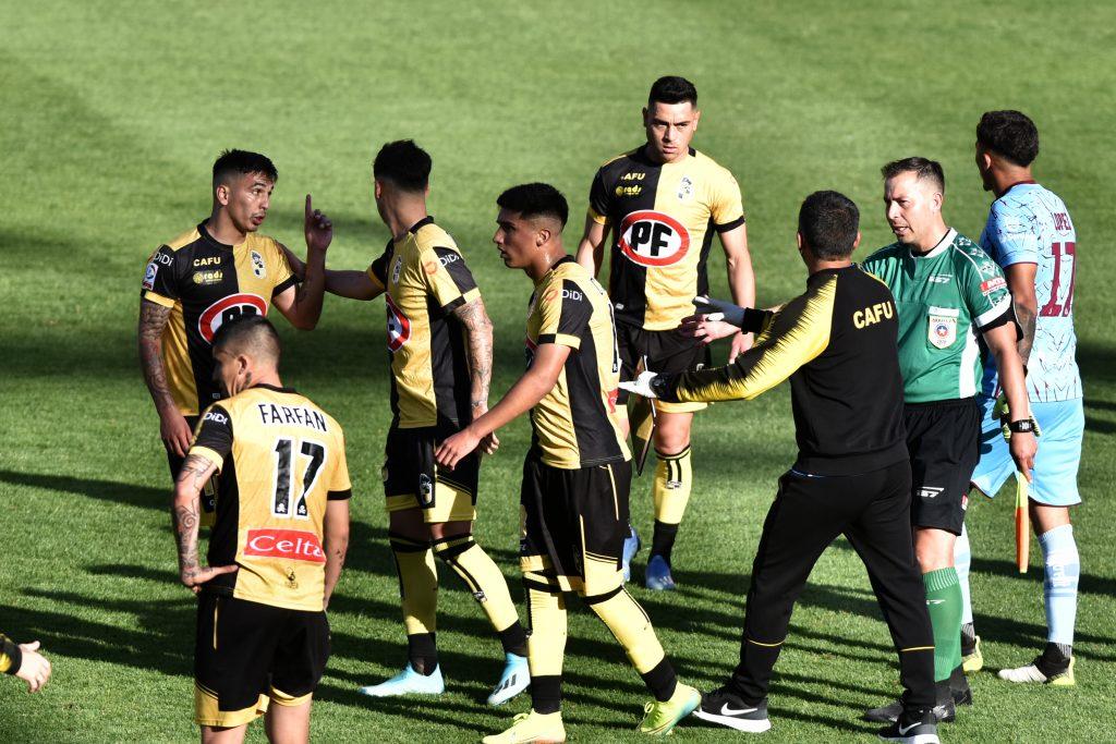 ANFP confirmó la reprogramación de partidos suspendidos del Torneo Nacional