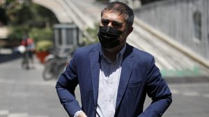 """Mario Desbordes y eventual precandidatura presidencial de Briones: """"A los dos se nos hace cuesta arriba"""""""