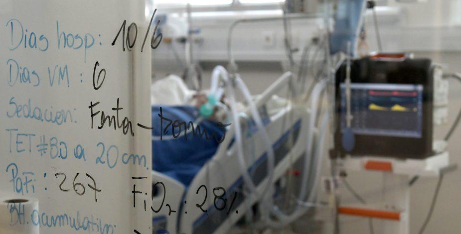 Ministerio de Salud reportó 134 muertos por Covid-19 durante las últimas 24  horas, llegando a un total de 18.174