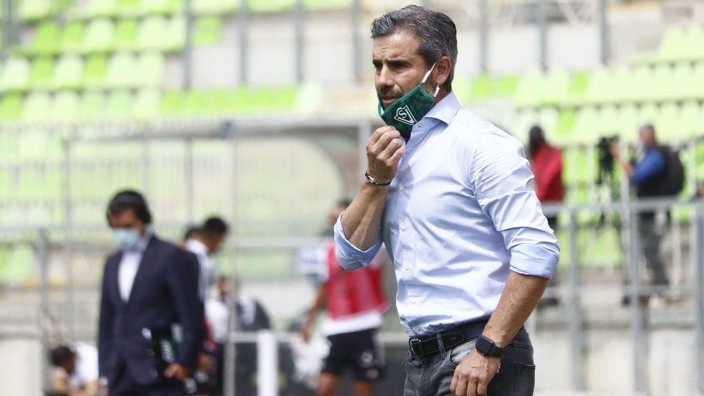 """Miguel Ramírez tras el triunfo de Santiago Wanderers: """"Yo me quedo con la respuesta colectiva de nuestro equipo"""""""