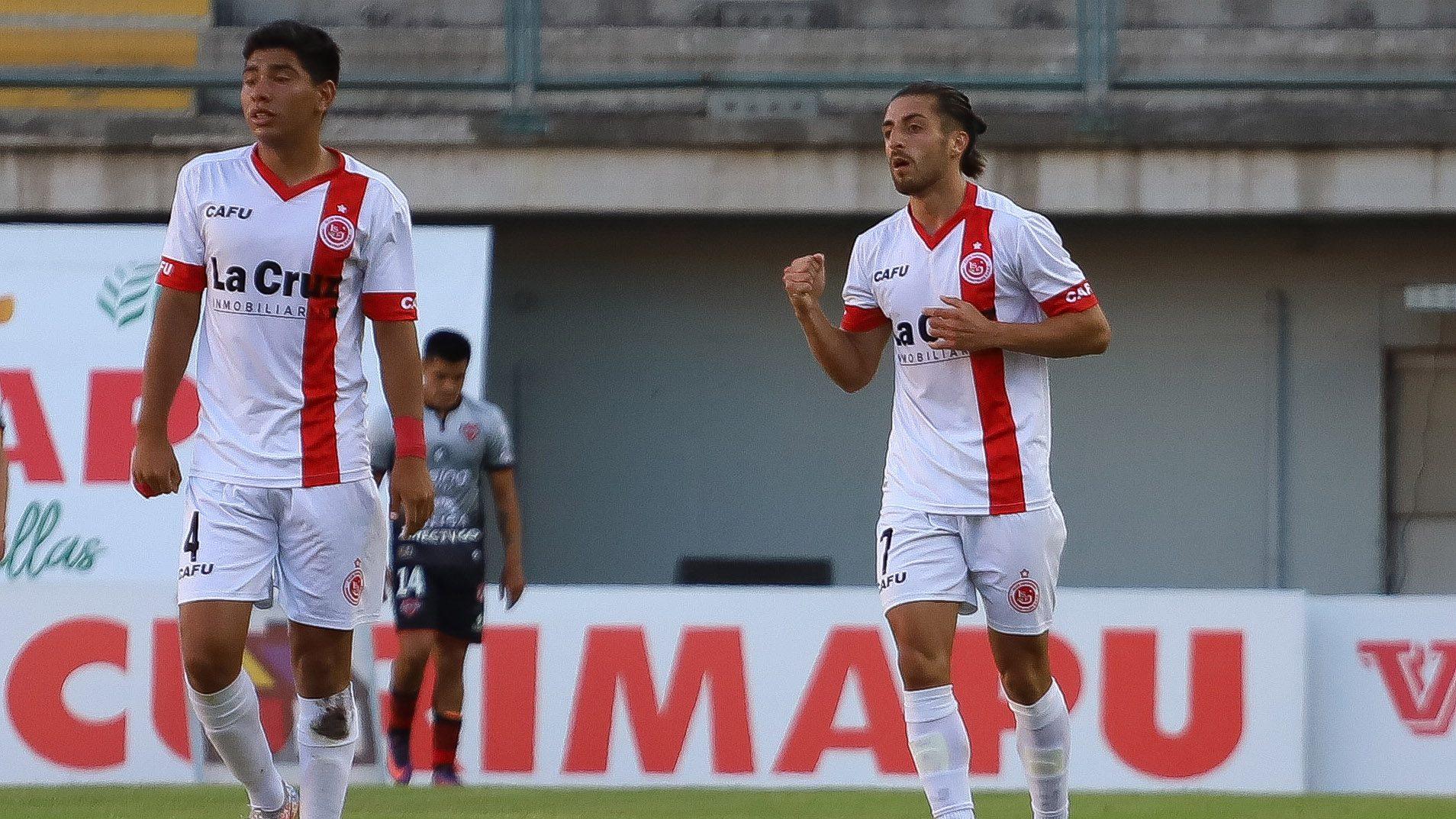 Unión San Felipe venció a Ñublense y dejó la definición de la liguilla de la Primera B para la última fecha