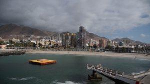 Usuarios de redes sociales reportaron la caída de un meteorito en Antofagasta