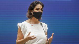Ministra del Trabajo salió al paso de los rumores y descartó renunciar al gobierno de Sebastián Piñera