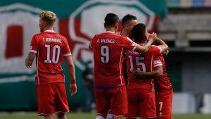 Unión La Calera consiguió triunfo clave ante Audax Italiano para seguir en la lucha del torneo