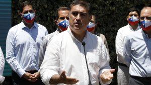 """Mario Desbordes por disidencia de RN tras nominación como candidato presidencial: """"Esto ya ha pasado antes"""""""