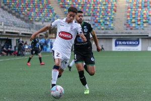 Deportes Melipilla y Deportes Puerto Montt igualaron en el partido de ida por la Liguilla de la B