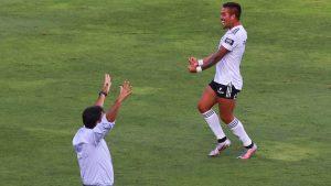 Colo Colo es el equipo que más puntos consiguió después del minuto 90 con Javier Parraguez como protagonista