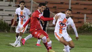 Unión La Calera rescató un empate ante Cobresal y sigue acercándose al líder del torneo