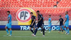 Universidad de Chile empató en los descuentos ante Deportes Iquique y sigue enredada en la tabla ponderada